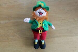 Allied Irish Finnegan Leprechaun Soft Toy - 23cm