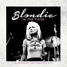 Blondie-In The Flesh  CD NEW