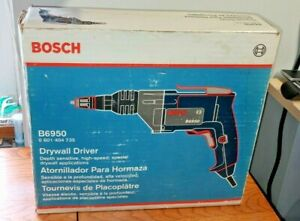 Bosch B6950 Self-Tapping Fastener Driver 4.8 amp 0-2,500 rpm, Made in USA