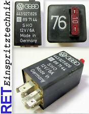 Relais Steuerrelais 76 443927826 Audi 80 90 897144 original