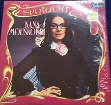 NANA MOUSKOURI - Spotlight On -Fontana 6641 197 IN SHRINK -  Vinyl EX DOUBLE LP