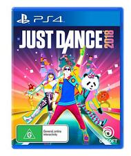Just Dance 2018 Music Dancing Game 40 Songs Sony Playstation 4 PS4 Ed Sheeran
