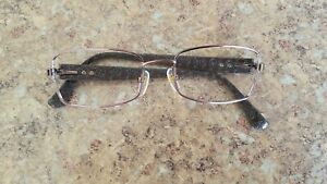 Michael Kors MK358 Brown Eyeglasses Frames Used Very Nice Must See