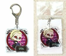 Tokyo Ghoul Acrylic Key Chain Uta Blonde Ver Bell House Sui Ichida Licensed New