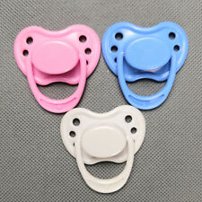 3PCS Magnetic Dummy Pacifier Nipple For Reborn Baby Doll Magnet Newborn Supply
