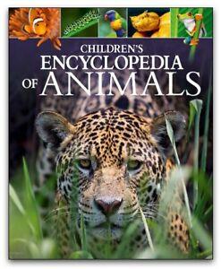 Children's Encyclopedia of Animals New Hardcover Book