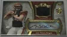 2011 Topps Supreme Autographed Relics Red #SARAD Andy Dalton #10/20