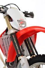 Carbon Fibre Finish MX Fork Protectors Yamaha WR250 F WR450 F YZ125 YZ250 YZ85