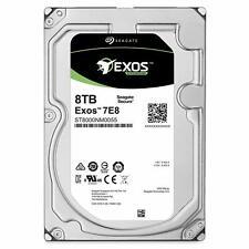 """Seagate Exos ST8000NM0055 8TB 256MB 3.5"""" SATA 6GB/s 7200RPM Enterprise HDD"""
