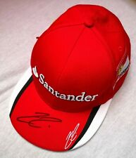 Kimi Raikkonen original signed Scuderia Ferrari F1 personal baseball cap
