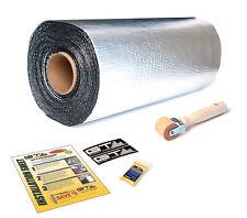 NEW 24sqft GTMAT PRO 50mil Car Trunk Automotive Sound Deadener Material Kit