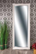 Wandspiegel Barock weiß VIKTORIA Ganzkörperspiegel 160 x 60 cm