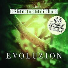 20 JAHRE SÖHNE MANNHEIMS - EVOLUZION - BEST OF  CD NEW+