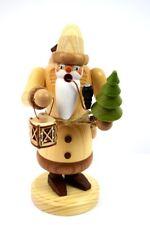 Weihnachtsmann Räuchermann Seiffener Volkskunst Räuchermännchen KH HK Figur