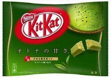Japanese KitKat Matcha Green Tea   KitKat Chocolates 12 Mini Bar NEW