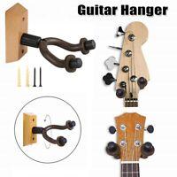 Bass Banjo Violin Guitar Hanger Stand Holder Hooks Display Wall Mount Heavy Duty