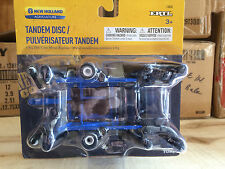 ERTL 1:64 NEW HOLLAND Tandem  Disc   SALE