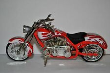 1:18 Arlen Ness Choppers Motorcycle