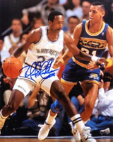 Rolando Blackman Autographed / Signed 8x10 Photo