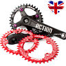 32-52T 104BCD 170mm Chainset Narrow Wide Teeth Chainring MTB Bike Crank Sprocket