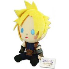 Final Fantasy Theatrhythm Dissidia All Stars Cloud Plush Figure| Japan Export