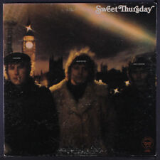 SWEET THURSDAY: Sweet Thursday LP (WLP, gatefold cover, some cover wear, tear a