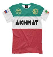 Akhmat Fight Club New t-shirt Akhmat Chechen Republic Russia fight sport 975584