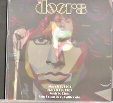The Doors Live Soundboard (3 CD) Matrix Club San Francisco October 7 & 10, 1967