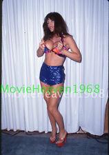 SUMMER KNIGHT PORN STAR VINTAGE 35mm SLIDE TRANSPARENCY 12786 PHOTO