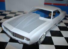 Resin Outlaw Hood for '69 Camaro Revell 1/25. HOT!