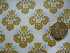 Tilda Fabric Folklore Green 10m roll Summer crafting quilting Cotton material