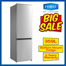 Frost Bottom Mount Freezer Fridge 359L Stainless not Samsung LG Westinghouse