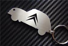 Pour Citroen 2CV CAR porte-clés porte-clef porte-clés SAHARA DOLLY 6 CAR