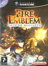 Fire Emblem: Path of Radiance (Nintendo GameCube, 2005) - European Version