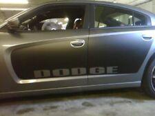 Side Billboard Stripes for 2011-2014 Dodge Charger stripe