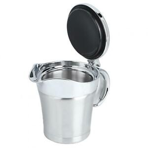 450ml Stainless Steel High Temperature Resistance Double Layer Insulated Gravy