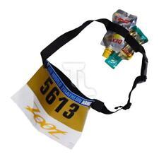 Startnummernband Race Belt Chip Triathlon Wettkampf Triathlonladen NEU +