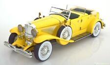1:18 Greenlight Duesenberg II SJ The Great Gatsby 1934 yellow
