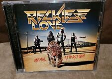 RECKLESS LOVE cd ANIMAL ATTRACTION free US shipping