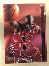 1993-94 Upper Deck SE Behind The Glass #G11 Michael Jordan Foil Insert Bulls HOF
