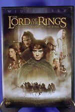 The Lord of the Rings: The Fellowship of the Ring DVD 2 disc Set
