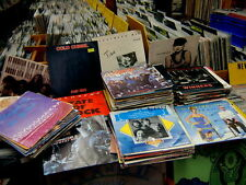 bulk lot over 200  no records just picture sleeves various 7 inch single covers