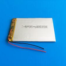 3.7V 2500mAh Li Po Battery 306082 for PAD MID Tablet Cell Phone Camera Recorder