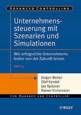 Weber-Unternehmenssteuerung mit Szenarien BOOK NEW