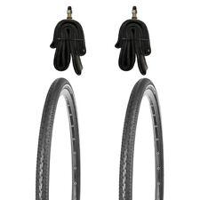 2x Fahrradreifen KUJO Pannensicherer 28 Zoll 700-38C inkl. 2 x Schlauch mit DV