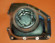Cam Cover Fits; 01-05 Twin Cam OEM REPL; 25369-07 Chrome HARLEY DAVIDSON