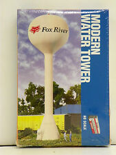 "WALTHERS/CORNERSTONE HO U/A ""MODERN WATER TOWER"" PLASTIC MODEL KIT"