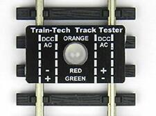 TRAIN TECH - TT1 - DC & DCC Track Tester for N/OO/HO Gauge - LOW PRICE !!!