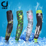 CHEJI Men's Cycling Arm Warmers Hiking Running Cycle Arm Coolers Sleeve Cover