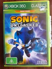 Sonic Unleashed - Xbox 360 - Complete